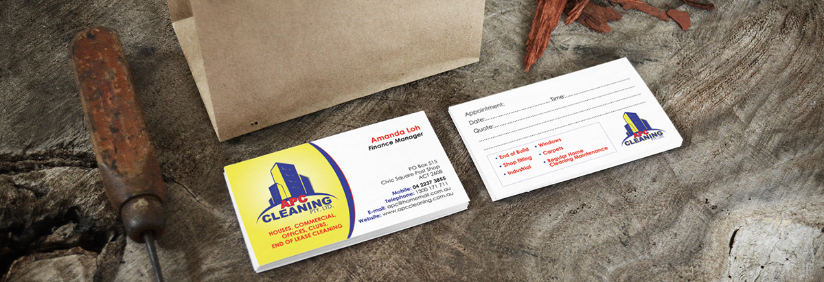 Business Card | Create a logo